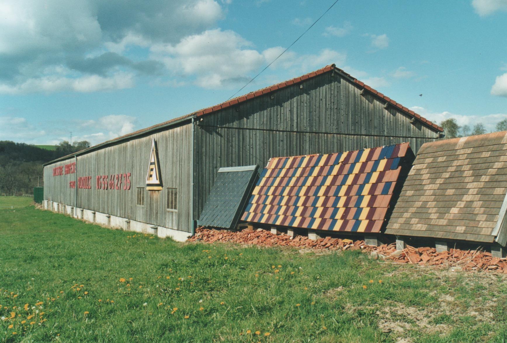 Audouze Charpente Couverture Aubusson Creuse 23 Atelier